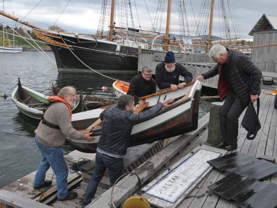 Venneforeningen i Gjøahavn. Foto/Photo