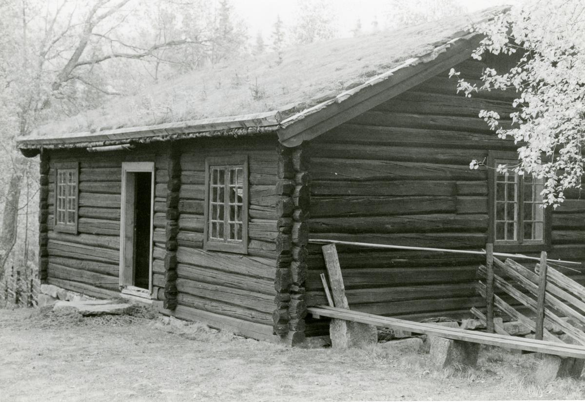 Liestuggua på Bautahaugen samlinge, Hedalen, Sør-Aurdal.