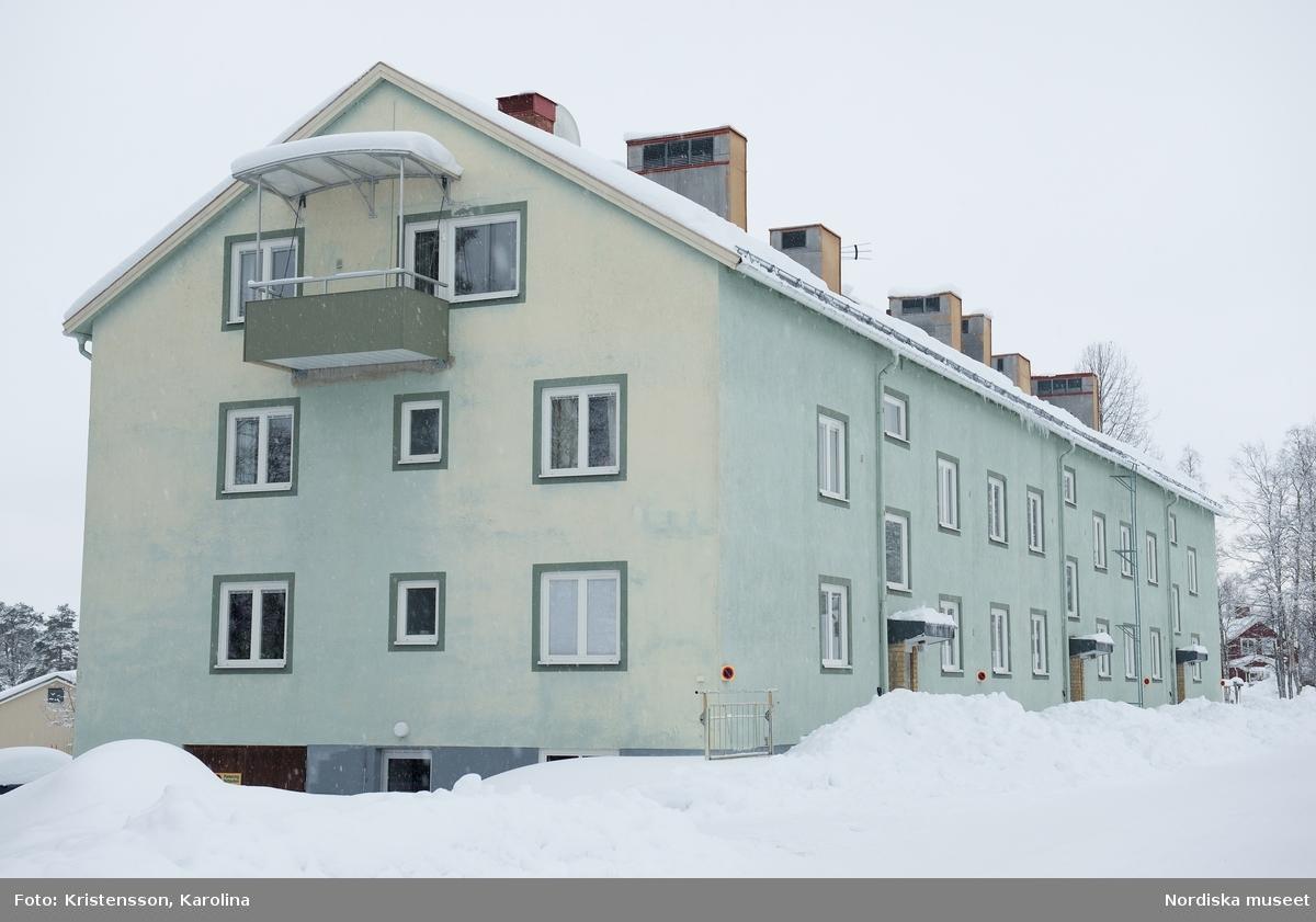 Vilhelmina bostadsområde, Arktis