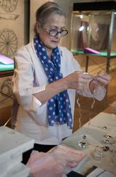 Rosa Taikon hänger utställning på Nordiska museet tillsamman