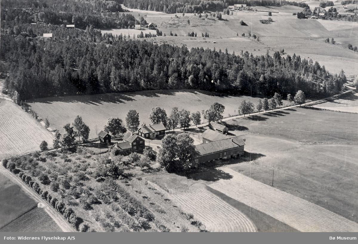 Flyfoto av Nerbø