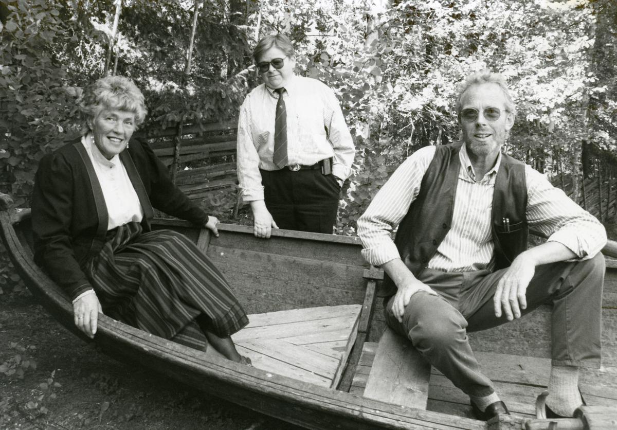 Kristian Bergsund, Trond Bråten og Gudhild Fønhus Stensrud.