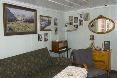 Stua i hus fra Enerhaugen (Foto/Photo)