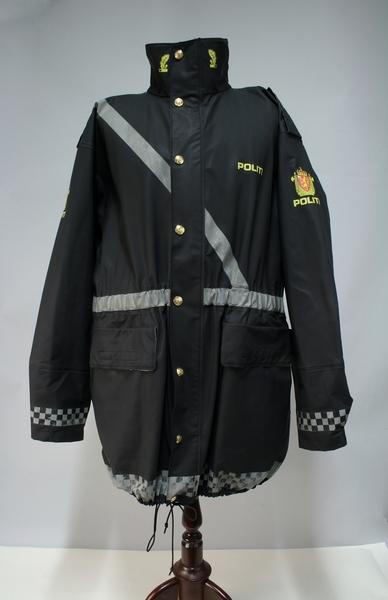 364bb99f Regndress M/1994 - Justismuseet / DigitaltMuseum