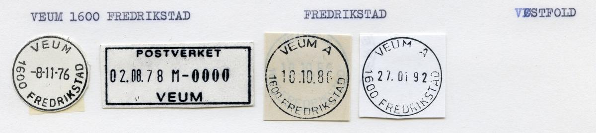 Veum (Fredrikstad), Fredrikstad, Østfold