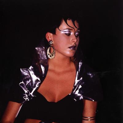 Ung kvinne på 80-tallet. Foto/Photo
