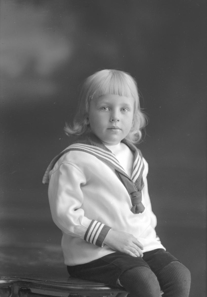 Nils Larsson, Stenebergsallén 14, Gävle