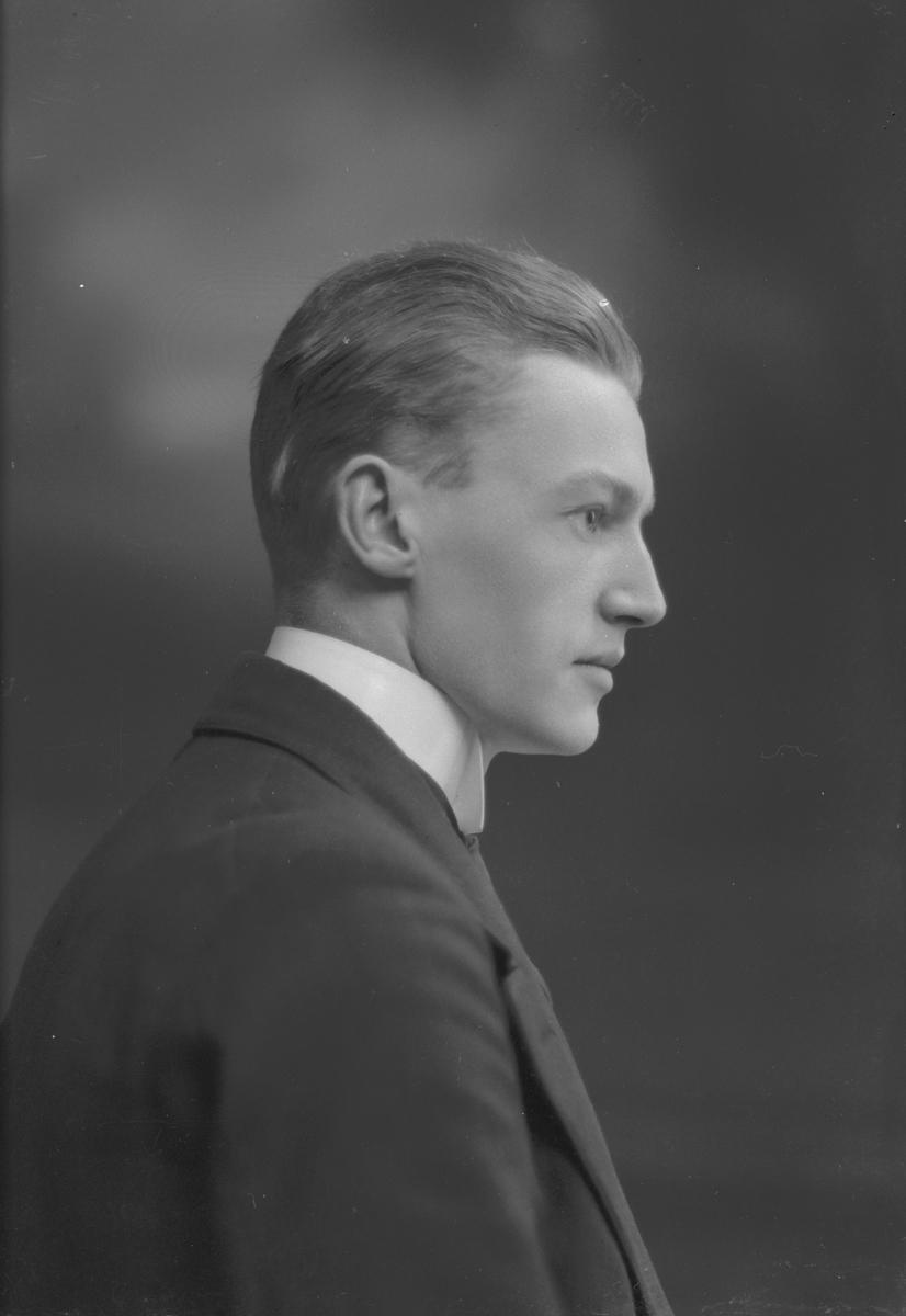 Musiker W. Carlander