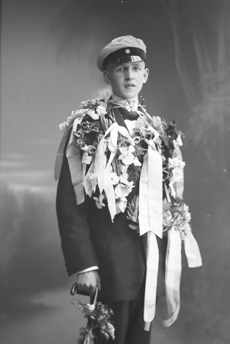 Waldemar Åström, Brynäsgatan 32, Gävle