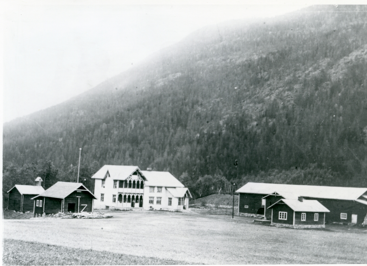 Midt-Garthus, Sør-Aurdal.