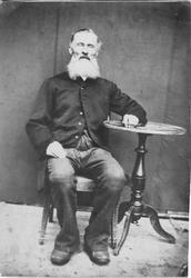 Buntmaker Mathias Johannesen Dæhlen