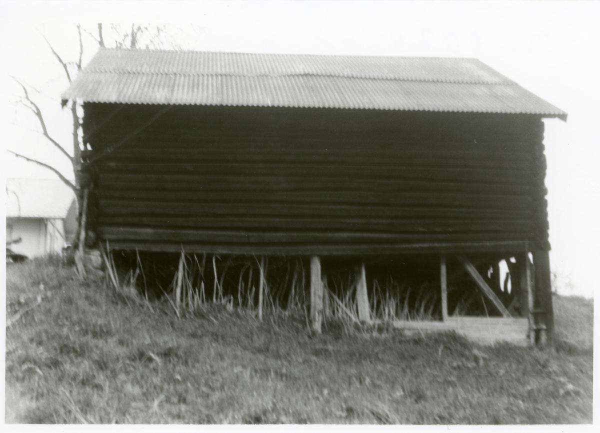 Uthhuset på Langøydegård, Leirskogen, Sør-Aurdal.