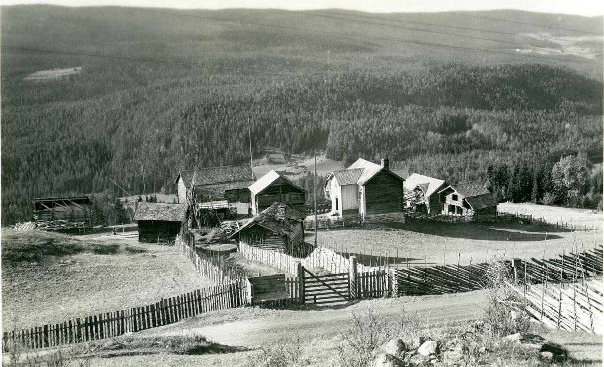 Meisdalen, Skrautvål, Nord-Aurdal