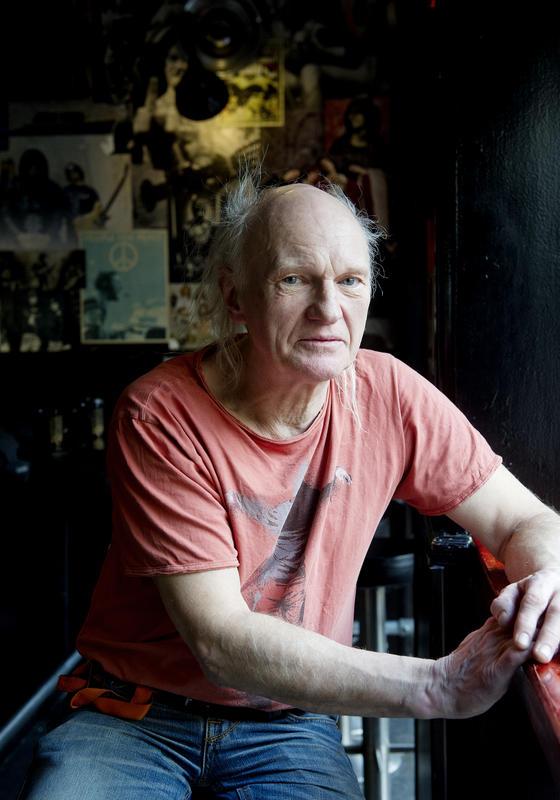 Dennis Reksten. Foto: Helge Skodvin.