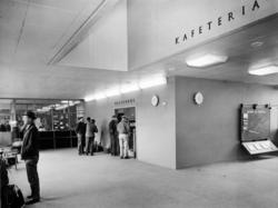 Bodø stasjonsbygning, billettsalg og reisegodsekspedisjon