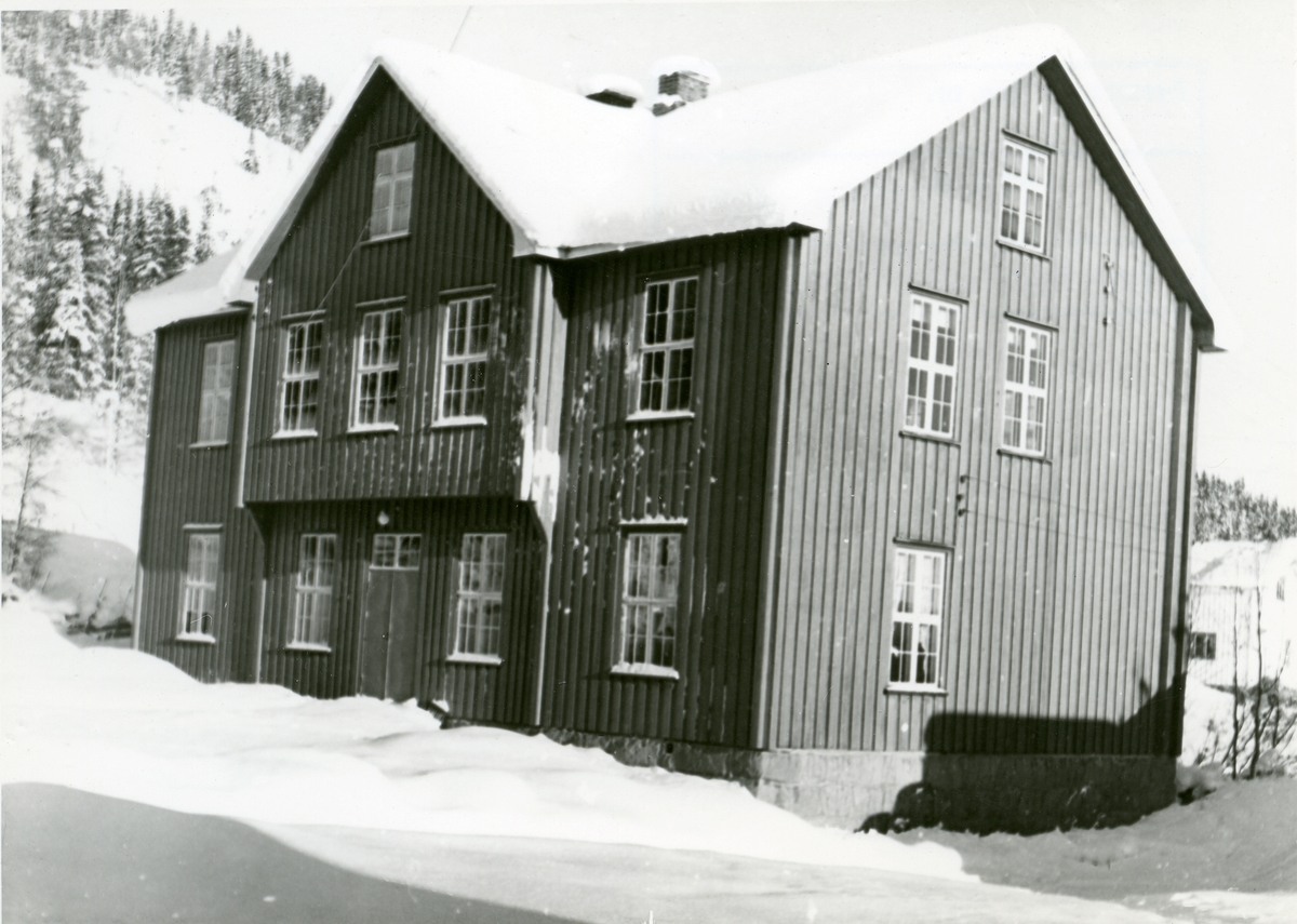 Ildjarnstad skole, seinere Solheimen