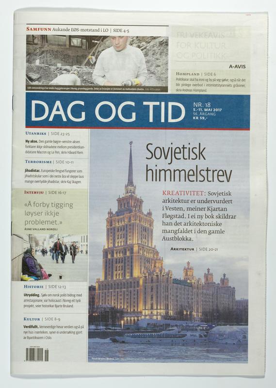 Dag og Tid (Foto/Photo)