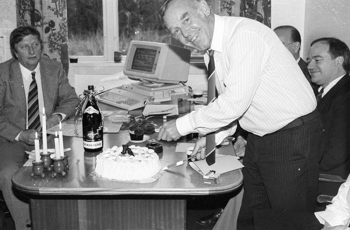 50 års dag for Bjørn Andersen