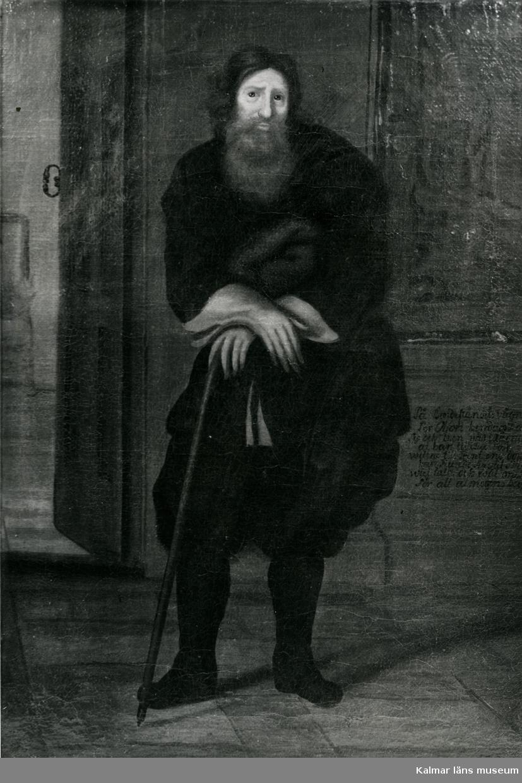 Per Olsson i Lunds by, Gladhammar. För sina insatser vid riksdagen fick Per Olsson hela Lunds by av Karl XI. Talman i Bondeståndet.