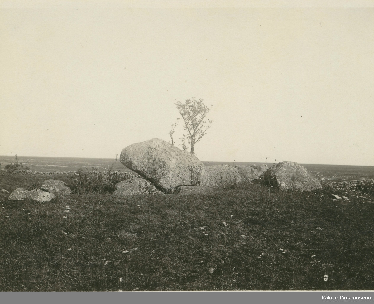 Megalitgrav i Resmo.