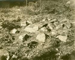Grav undersöktes av Stale 1925.