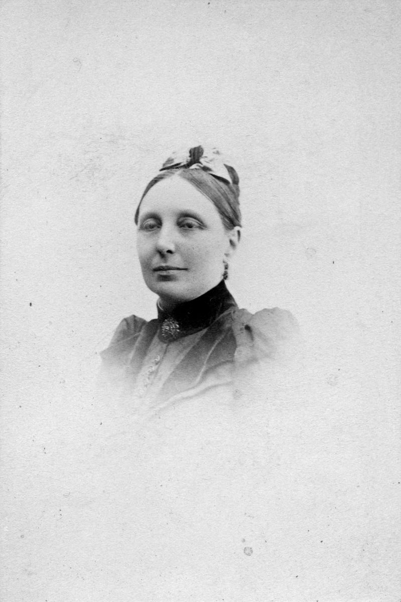 Augusta Reuterfeldt, 1890-tal.