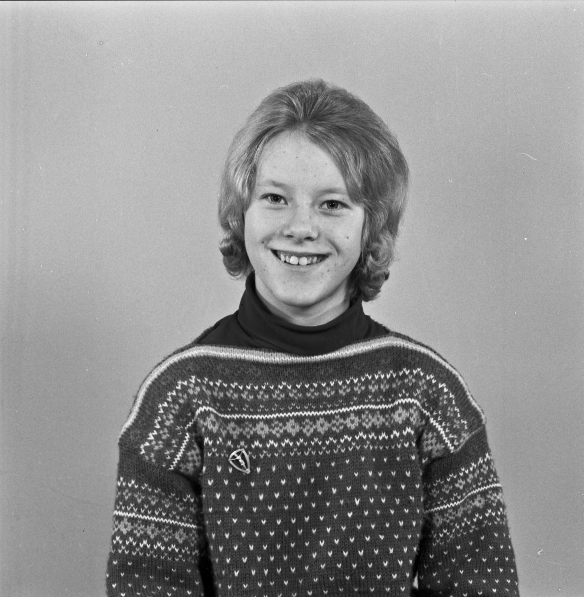 Portrett ung kvinne - bestiller Liv Velde