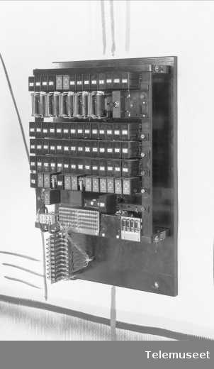 Automatsentral, Elektrisk Bureau