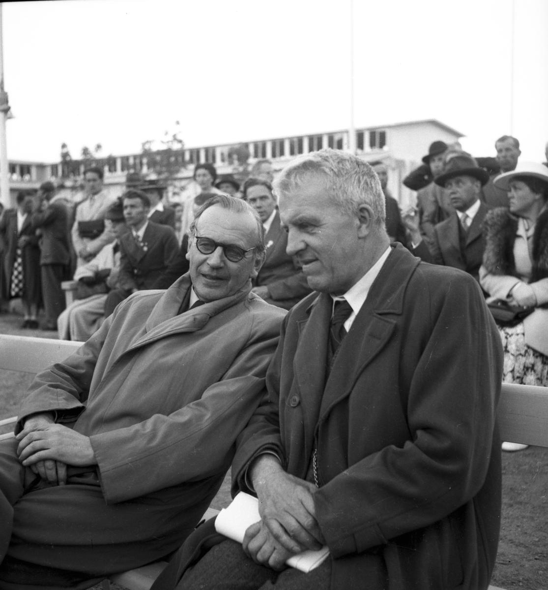 Heimdal kongress och tävlingar 1946.