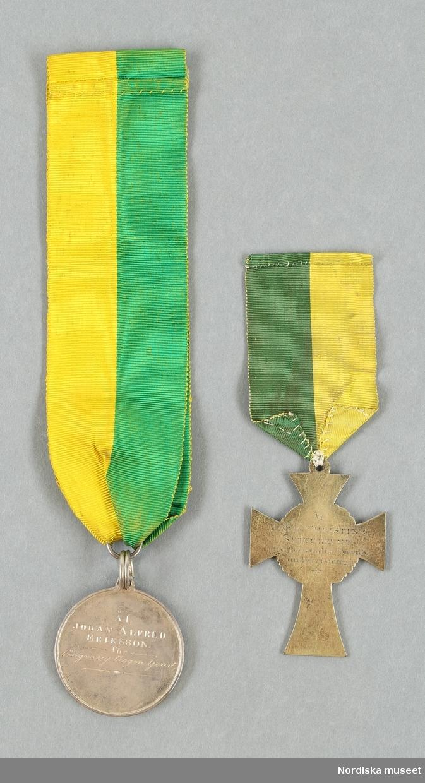 Medaljskåp