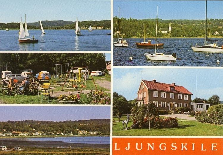 """Enligt Bengt Lundins noteringar: """"Ljungskile. 5-Bild""""."""
