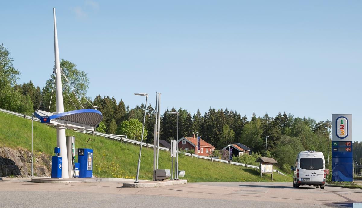 123 Bensinstasjon Tusenfryd Vinterbro Ås