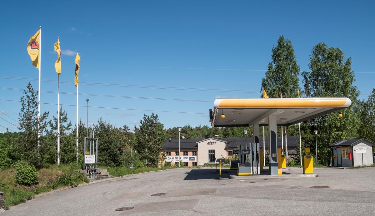 St1 bensinstasjon Haukeliveien Oppegård