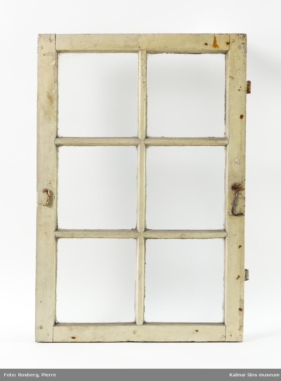 Fönster - Kalmar läns museum / DigitaltMuseum