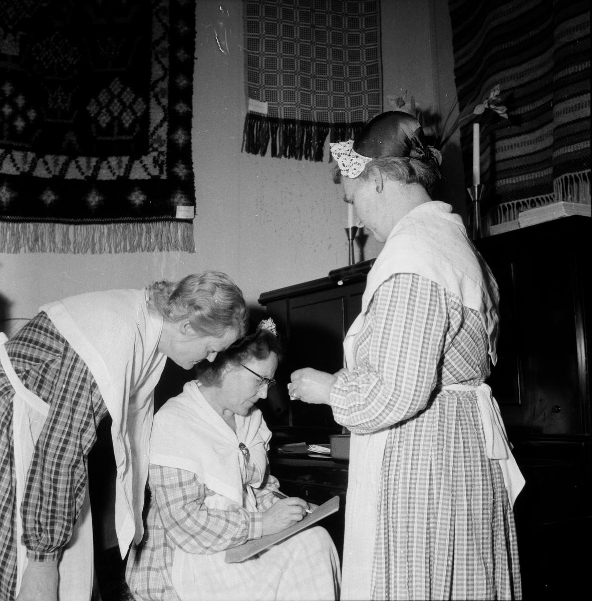 Hobbyutställning. Segersta 1/3 1959