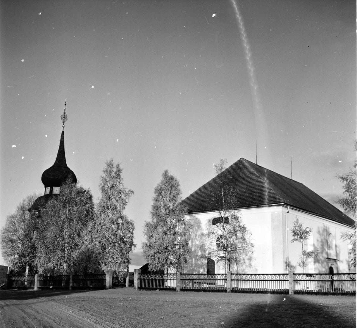Stiftsgården, Undersvik, 6 Oktober 1963