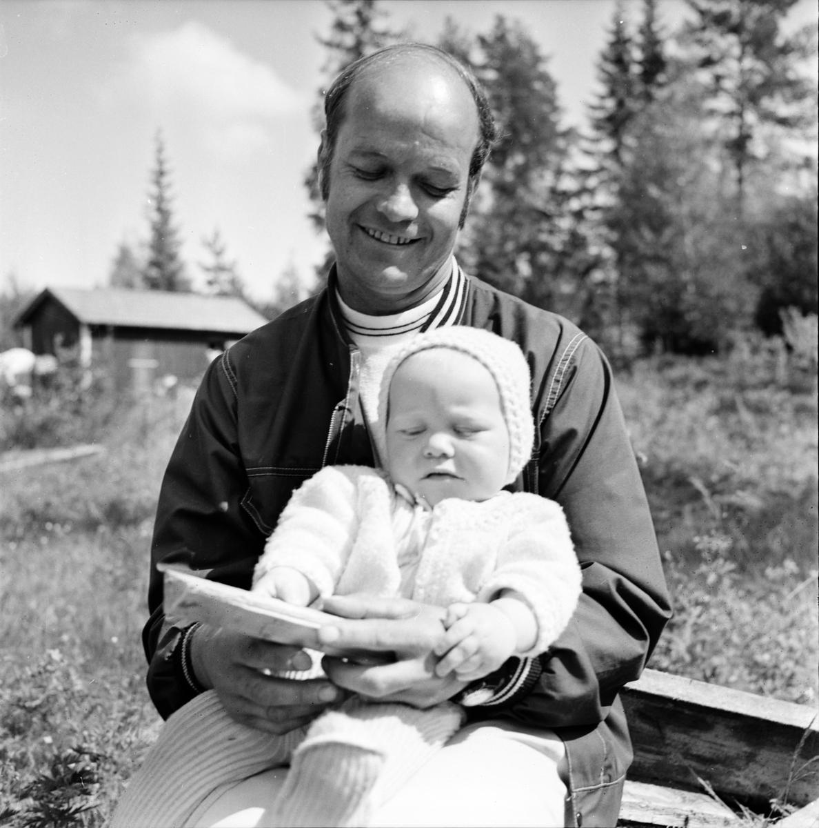 Arbrå, Mörtsjö, Vi går på auktion, Juni 1971