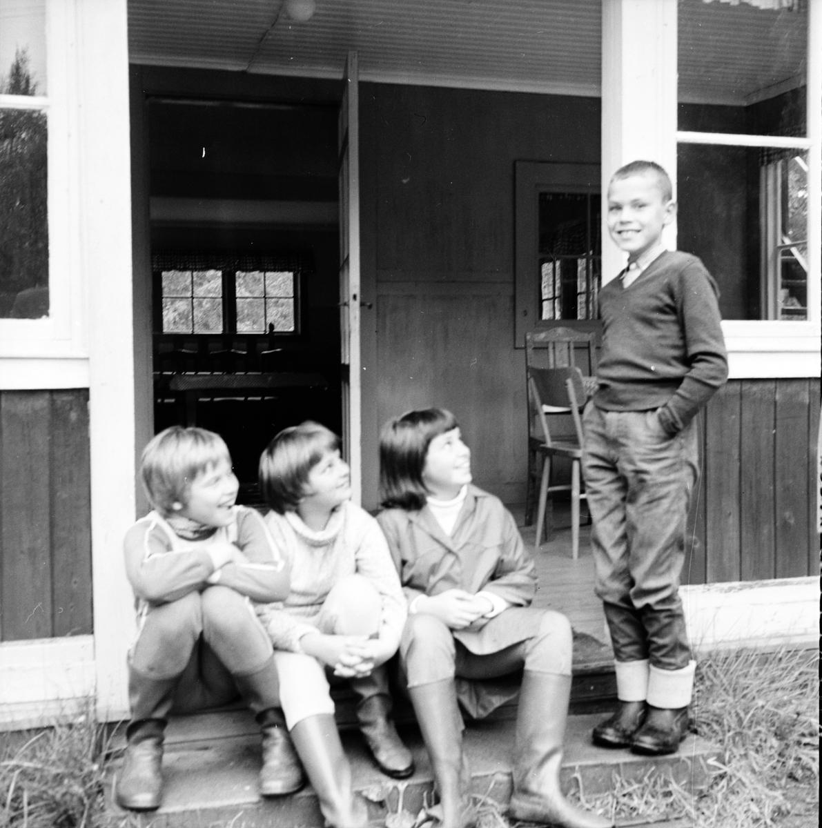 Trollbo koloni öppnas, 17 Juni 1965