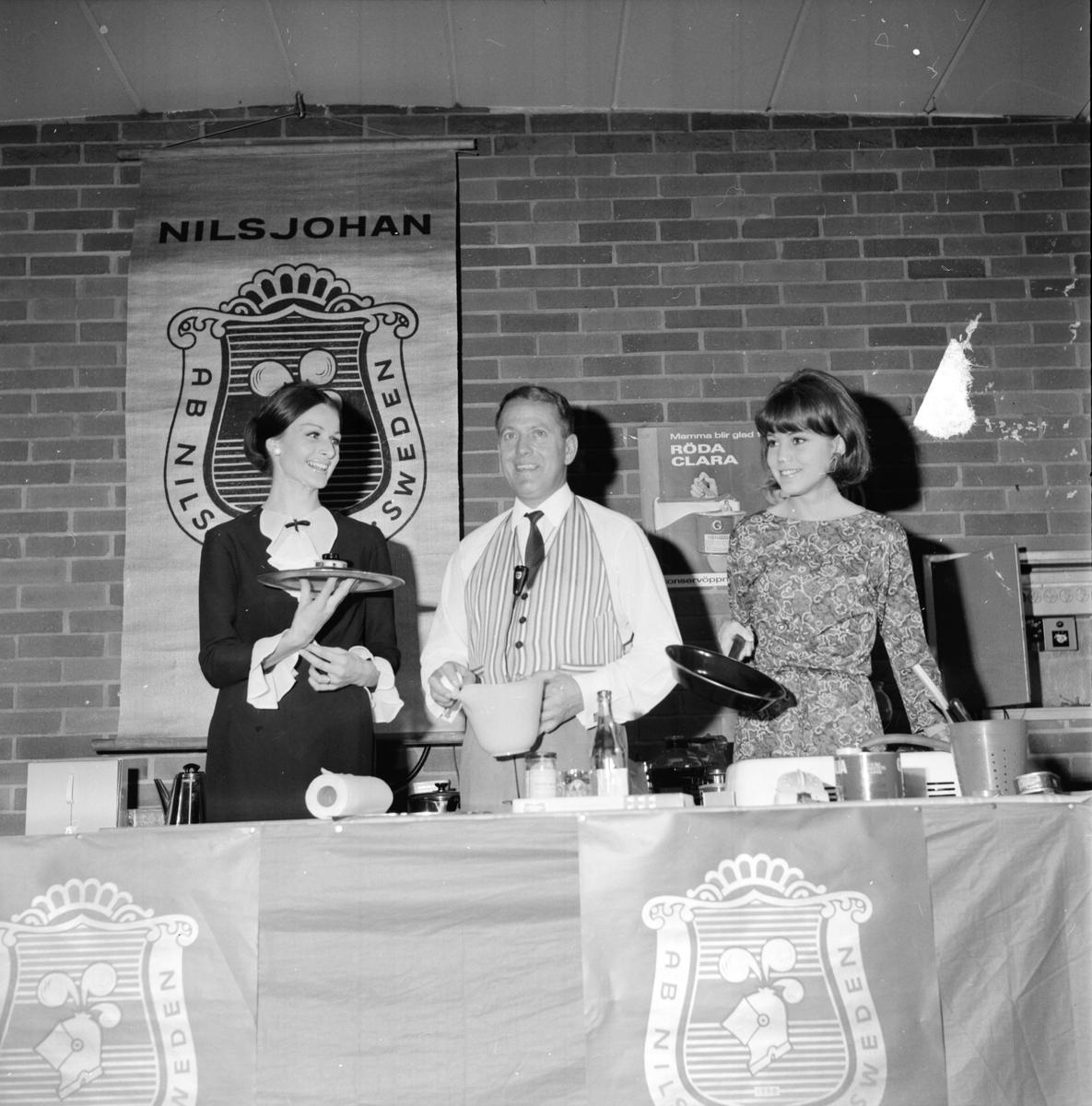 Nils Johans jippo på Folkets Hus, 16 Okt 1964