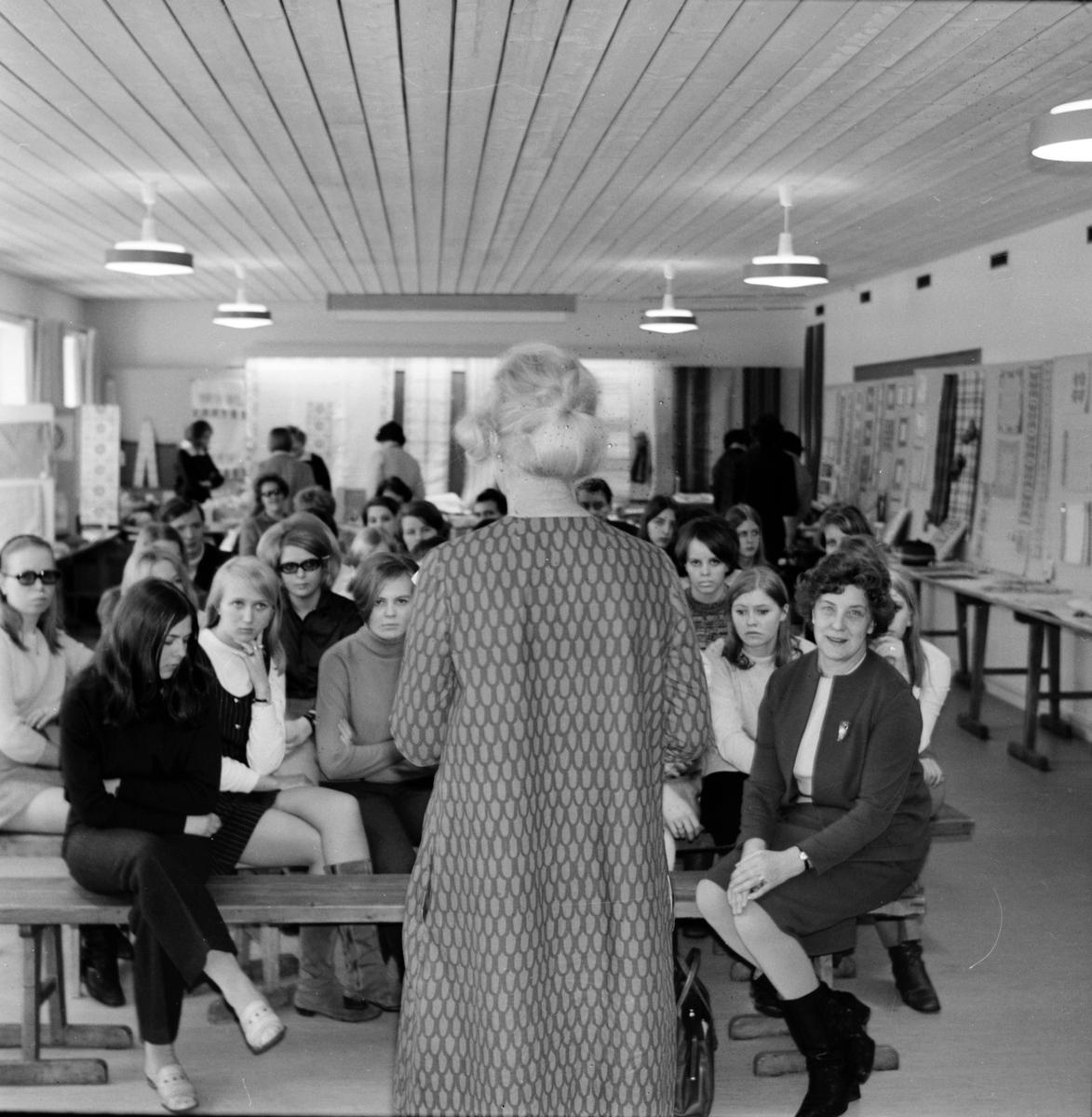 Stiftsgården, Inför 25 års-jubileet,Söderberg-Anderman, Maj 1969