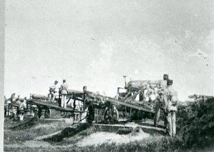 Framladdnigskanon m/1876, 17 cm.