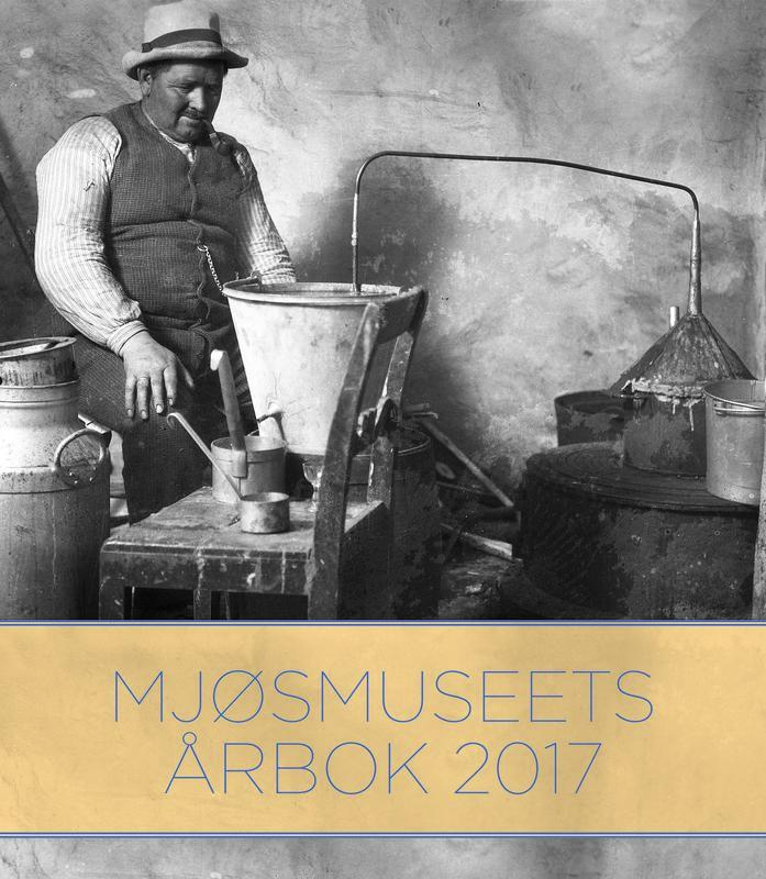 Mjøsmuseets årbok 2017 forside