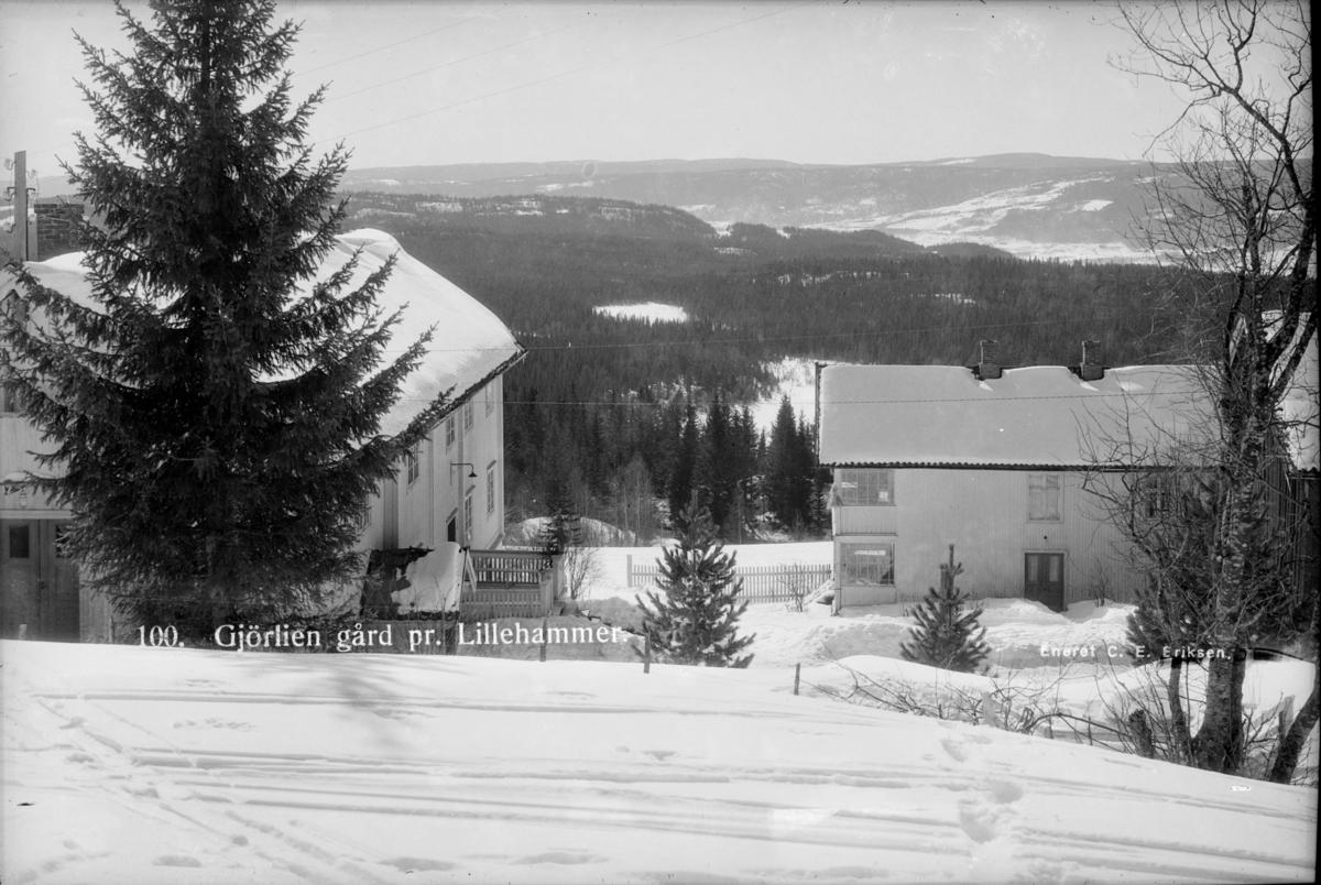 Gjørlien gård i Lillehammer.