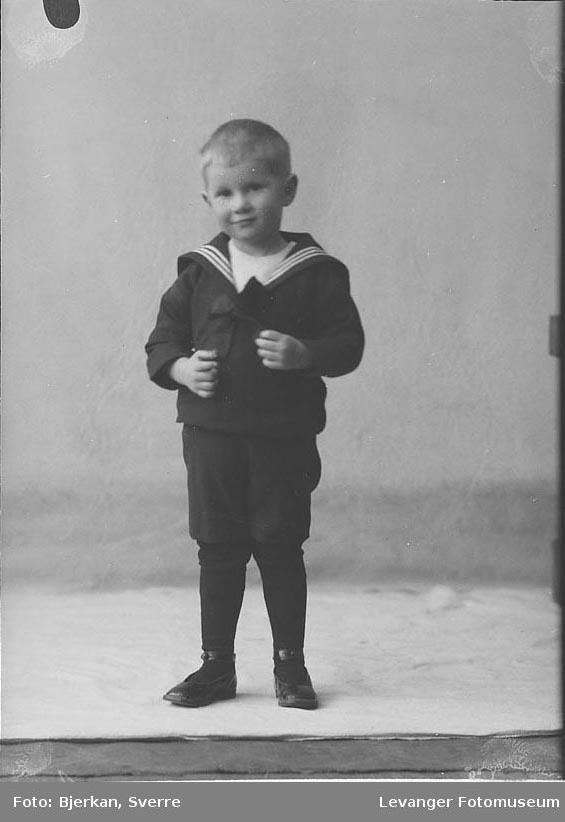 Portrett av Kugberg, fornavn ukjent.