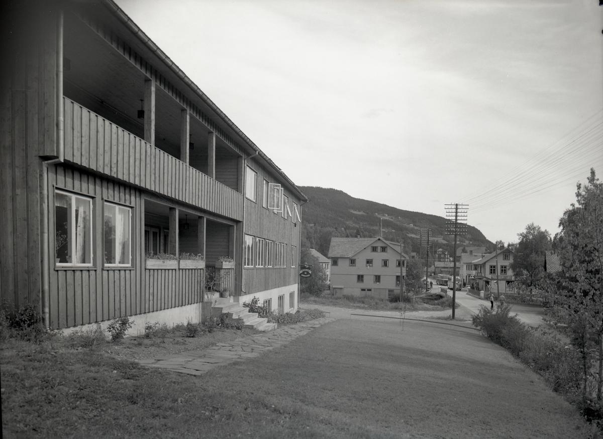 Fagerborg, Leira.