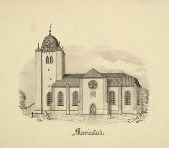 Mariestad kyrka