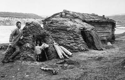 Skoltesameplass ved Neiden i Finnmark