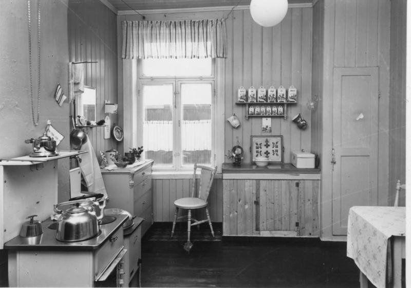 Kjøkken i Dælenenggata 30