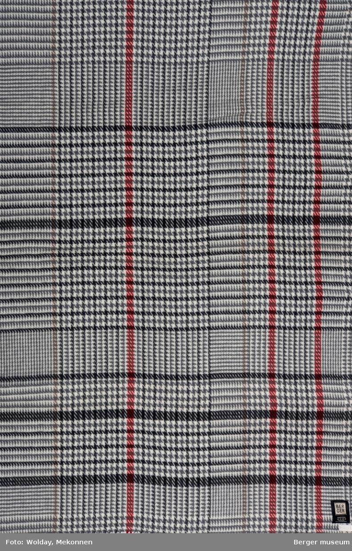 Pepitamønsteret, striper og ruter