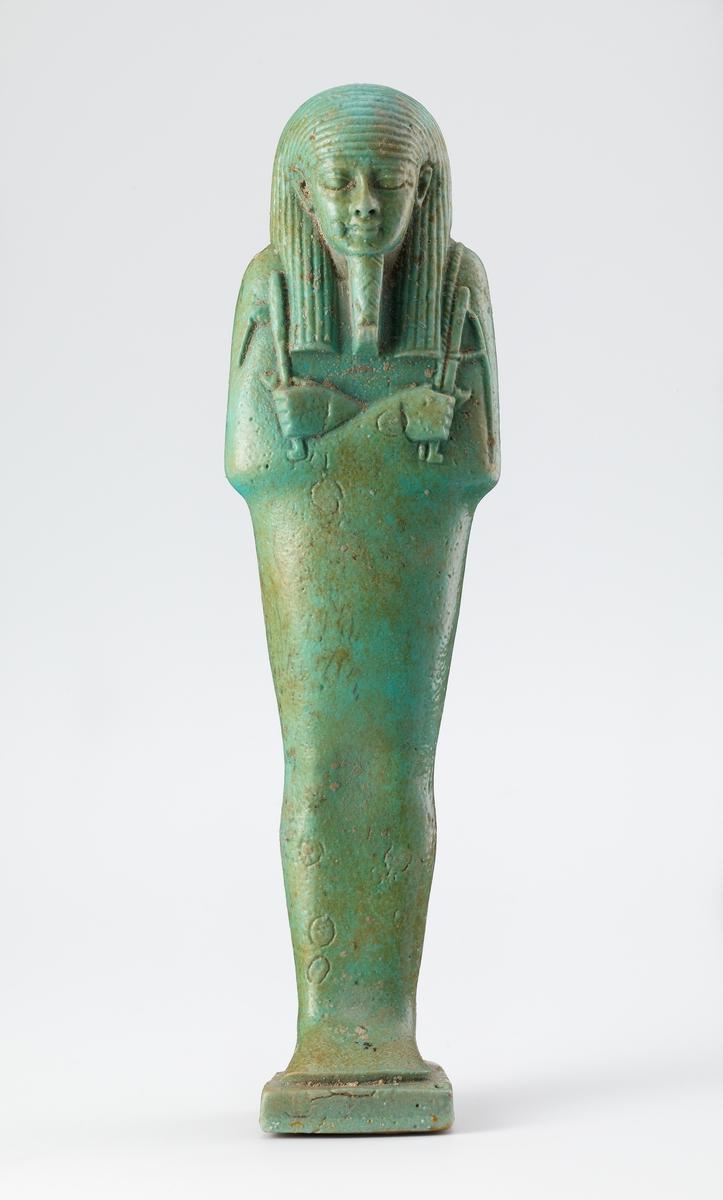 Gravfigur fra overintendent i flåten, Hekaemsafs' grav [Statuett]